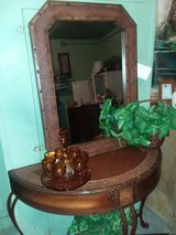 Entry Table and Mirror in Baytown, Texas
