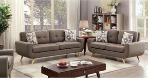 "SALE! BRAND NEW! URBAN QUALITY ""SUPER COMFY"" SOFA LOVE 2PC LIVING ROOM SET WITH PILLOWS! in Camp Pendleton, California"