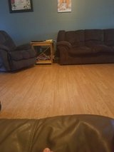 Recliner and couch in Warner Robins, Georgia