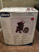 Baby Stroller with car seat in Wheaton, Illinois