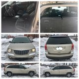 2005 Chrysler Pacifica AWD SUNROOF LEATHER TV/DVD $3000 in Wheaton, Illinois