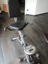 Exerpeutic 400XL Folding Recumbent Bike in Ramstein, Germany