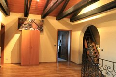 Freestanding 300 sqm, double garage, house + apartment in Spangdahlem, Germany