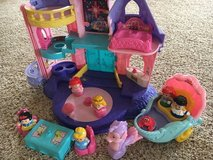 Little People Princess Castle and Coach in Glendale Heights, Illinois