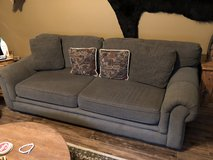 Oversized Couch and Loveseat in Fort Leonard Wood, Missouri