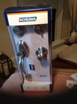 Schlage door hardware in CyFair, Texas