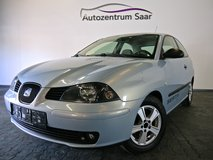 2004 Seat Ibiza AC Brandnew Inspection Excellent Gas Mileage in Ramstein, Germany