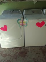 XL Capacity Washer & Dryer in Wilmington, North Carolina