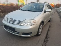 2006 TOYOTA COROLLA D-4D turbo diesel* 85000 only *new inspection in Spangdahlem, Germany