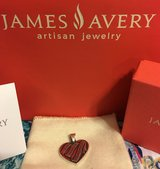 James Avery Heart ?? Pendent in Pearland, Texas