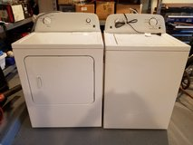 Kenmore Washer & Dryer in Jacksonville, Florida