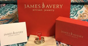 NEW* James Avery Hammered Ring Size -10 in Pearland, Texas