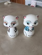 Holt Howard Racoon salt and pepper shakers in Bolingbrook, Illinois
