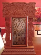 Antique Farmhouse Kitchen Clock in Houston, Texas
