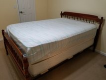 Full Size Bed & Mattress in Mayport Naval Station, Florida