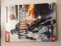 Battlefield 4 official game guide in Camp Lejeune, North Carolina