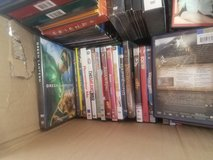 Mixed DVDs, blu-ray, TV Show seasons in Alamogordo, New Mexico