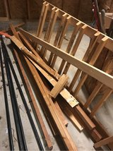 scrap lumber - free for your bonfire! in Wheaton, Illinois