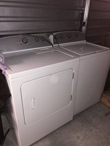 Whirlpool washer and dryer in Fort Hood, Texas