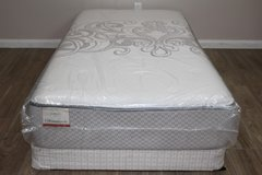 Twin Size Mattress - Sealy Posturepedic Dublin Firm in Spring, Texas