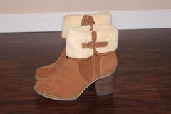 NEW Forever 21 Camel Booties in Fort Leonard Wood, Missouri