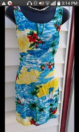 Hawaiian Beach Dress in Lackland AFB, Texas