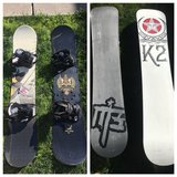 Snowboards for sale in Travis AFB, California