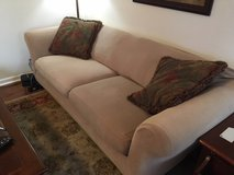 Sleeper Couch (Sofa) with Slip Cover in Fort Leonard Wood, Missouri