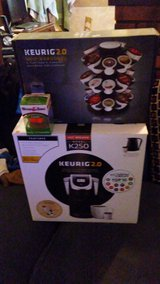 Keurig 2.0, Coffee Carousel, and attachment to brew six cups of coffee in Fort Leonard Wood, Missouri