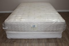 Full Size Mattress Sealy Preferred Series Fortune Plush in Spring, Texas