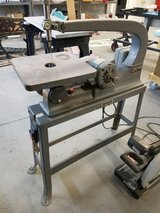 Antique Rockwell Scroll Saw in Camp Lejeune, North Carolina