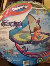 9-24 month float in Lawton, Oklahoma