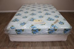 Full Size Mattress Set - Firm Contemporary in Spring, Texas