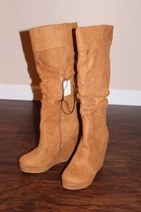 NEW Forever 21 Wedge Boots in Fort Leonard Wood, Missouri