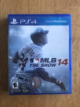 PS4 MLB14 in Naperville, Illinois