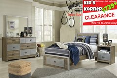 FINAL HOURS! Kid's Korner Super Sale - Dream Rooms Furniture in Bellaire, Texas