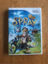 Wii game- Spray in Naperville, Illinois
