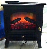 Electric Wood Stove Heater in 29 Palms, California