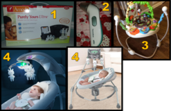 Assorted Mommy and Me items in Dothan, Alabama