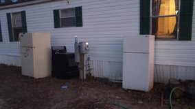 2 Refrigerators in Macon, Georgia