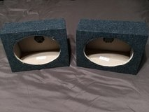 Pair of 6 x 9 Speaker Boxes in 29 Palms, California