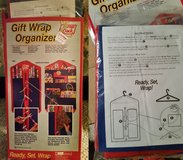 Gift Wrap Organizer - brand new in Aurora, Illinois
