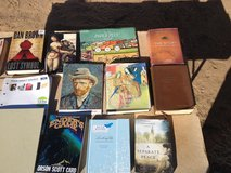 BOOKS --- 100's in Yucca Valley, California