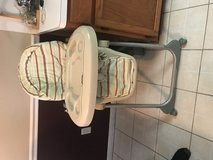 Stripes High Chair in The Woodlands, Texas