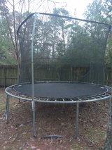 Trampoline in Spring, Texas