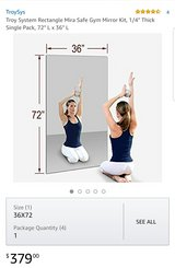 Gym or Dance studio mirrors, HUGE in Oceanside, California