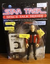 Playmates Toys Star Trek Space Talk Series Captain Jean-Luc Picard Action Figure in Wheaton, Illinois