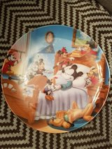Mickey Mouse Plate in Fort Campbell, Kentucky