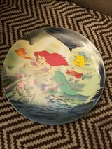 Little Mermaid Plate in Fort Campbell, Kentucky