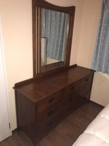 9 drawer dresser with mirror in Okinawa, Japan